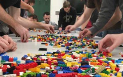 WORKSHOP LEGO SERIOUS PLAY: DIGITAL TRANSFORMATION